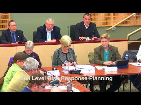 Sea Level Rise Response Planning