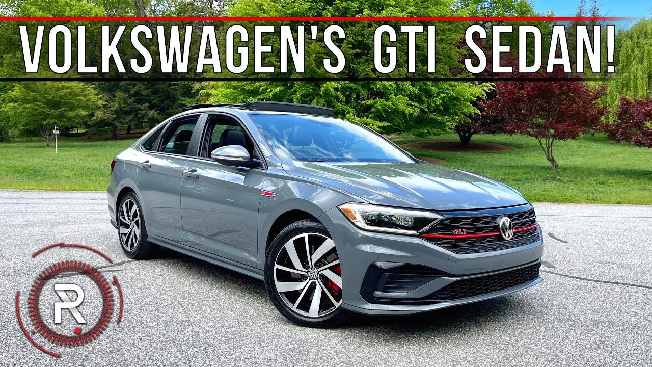Download The 2021 Volkswagen Jetta GLI is an Understated & Affordable Sport Sedan