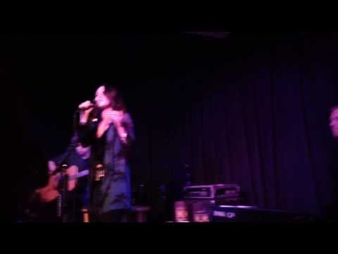 Liz Gillies  Give it Up  at Genghis Cohen