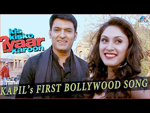 Kis Kisko Pyaar Karoon | Behind The Scenes | Kapil's First Bollywood Song