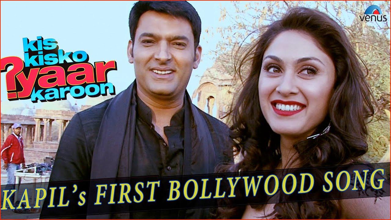 Kis Kisko Pyaar Karoon | Behind The Scenes | Kapil's First Bollywood Song