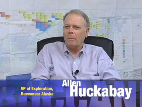Allen Huckabay, Buccaneer Alaska on on Alaskan Cook Inlet Projects