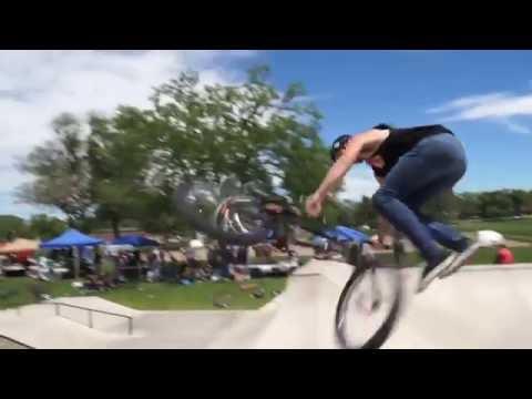 BMX - Grand Opening Comp 2016 Riverton, Wyoming