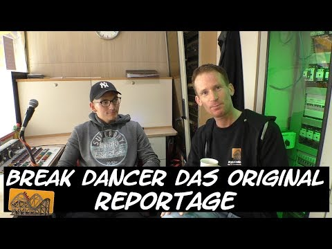 Break Dancer Das Original Reportage | Funfair Blog #124 [HD]