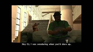 Big Smokes Died(GTA San Adreas Last Scene & Mission)