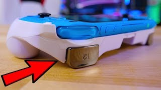 Is This Grip BETTER than the PS Vita Hori Grip? | Top Player PS Vita Slim Grip Review & Unboxing |