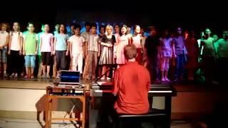 Your Racist Friend - CMIS, Grade 5 Choir; Chiang Mai, Thailand