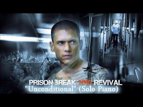 """Prison Break - Main Theme (Piano Cover) - """"Unconditional"""""""