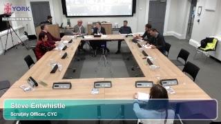 Economy & Place Scrutiny Committee, 28 November 2018