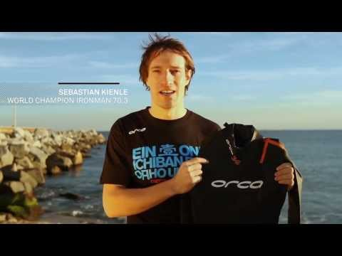 Why choose Orca 3.8 Enduro wetsuit by Sebastian Kienle