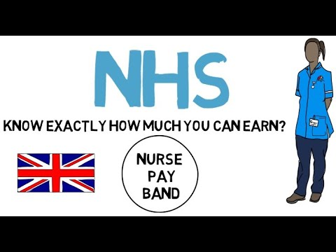 NHS Pay Band – Know EXACTLY How Much You Can EARN?