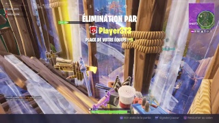 Live/@Krf- Floo@/Fortnite/Free kill avec Freestyle