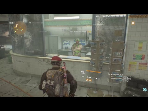 The Division - Resistance, trying to reach wave 70