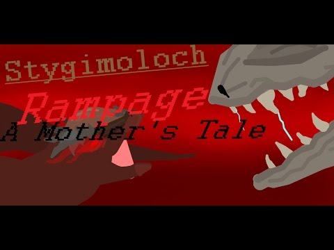 Pivot animator: Stygimoloch Rampage: A Mother