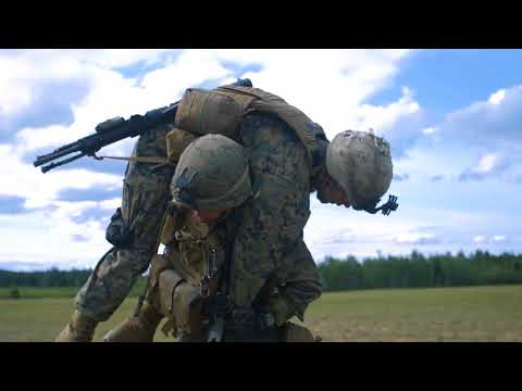 4th Marine Division Super Squad Competition