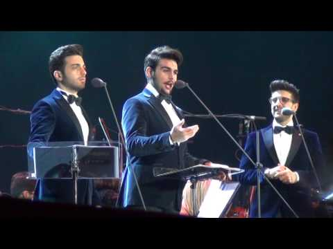IL Volo  Cielito lindo March 4, 2017
