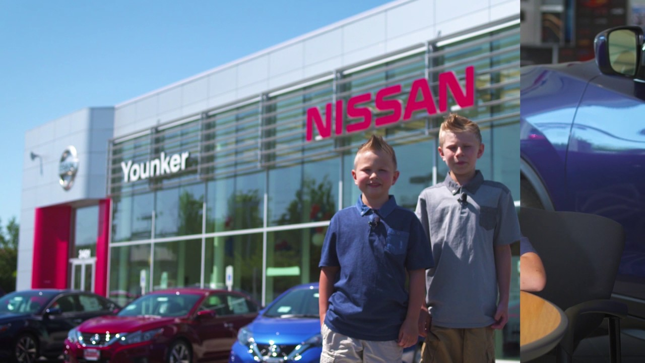 Come see us at Younker Nissan of Renton! - YouTube