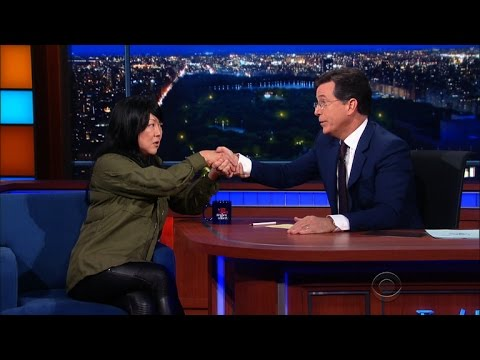 Stephen Admits to Margaret Cho He's Probably Racist