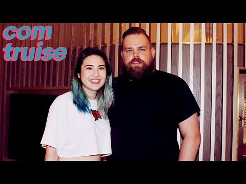 COM TRUISE Interview- childhood in a forest, graphic design, sci fi lover