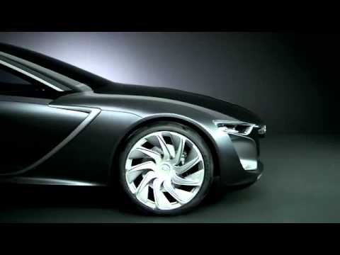 2013 Opel Monza Concept Video Tour Youtube