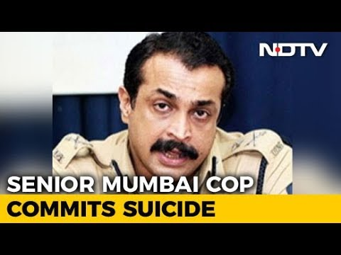 High Profile Mumbai Police Officer Himanshu Roy Allegedly Commits Suicide
