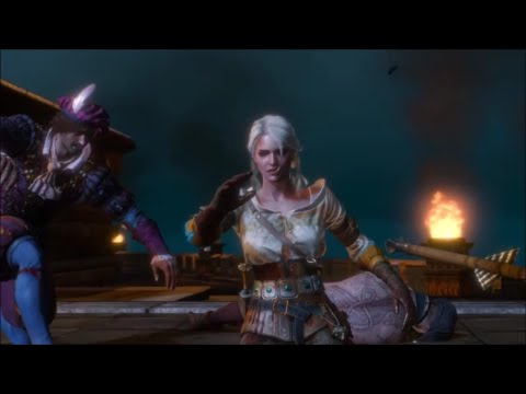 The Witcher 3 Wild Hunt (PS4) - A Poet under Pressure (A Friend in Need trophy)