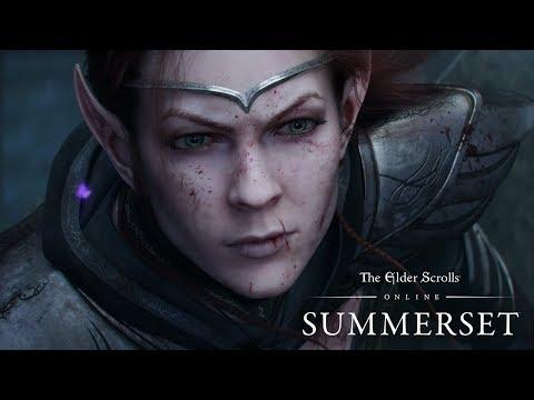 The Elder Scrolls Online: Summerset – Teaser
