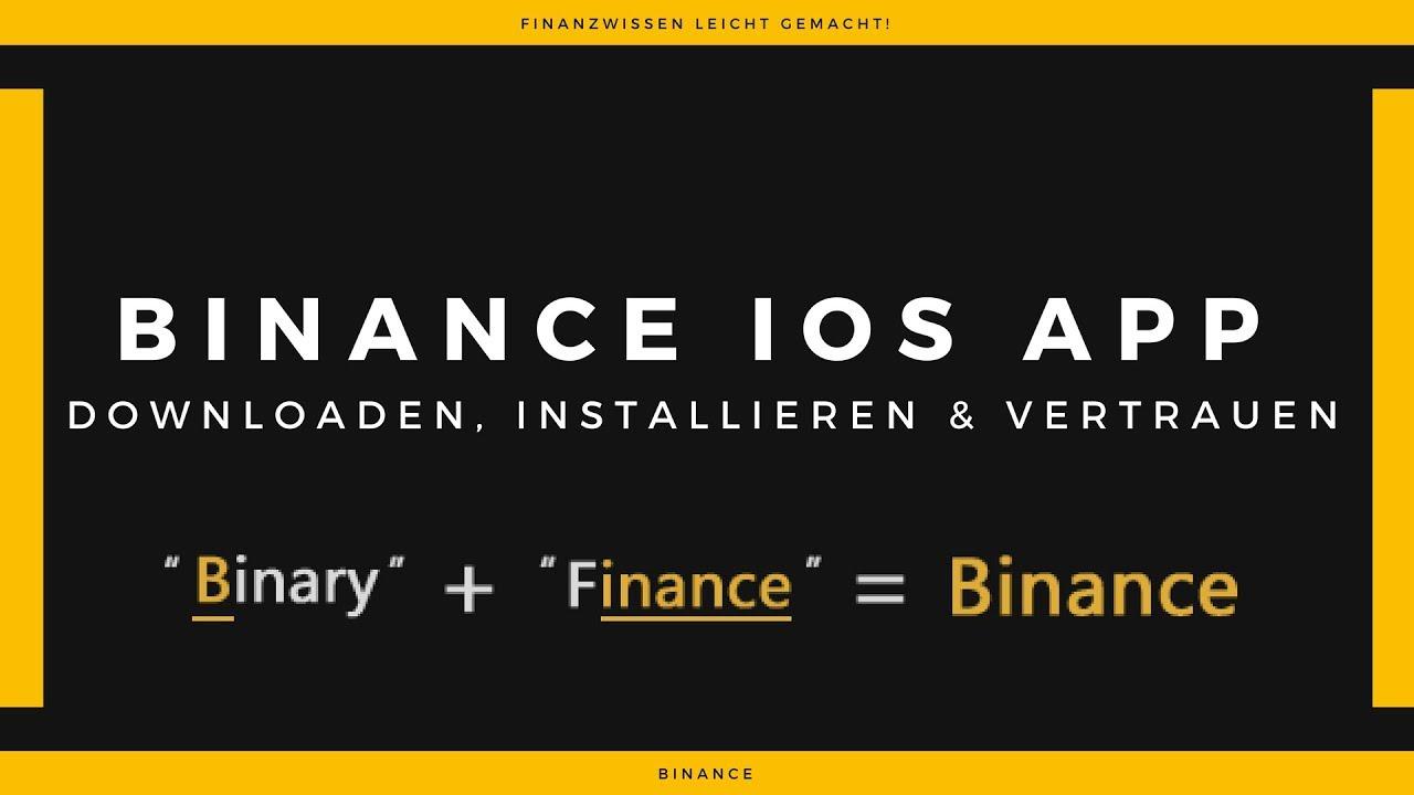 Binance Download