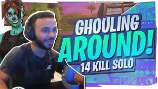 14 KILL SOLO! GHOUL TROOPER SLAYING (Fortnite BR Full Game)