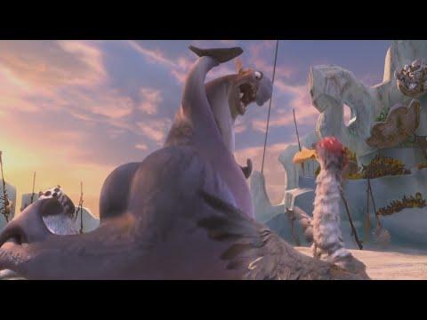 Ice Age 4 - Flynn's Butt