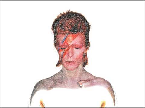 David Bowie   Aladdin Sane (Lyrics)