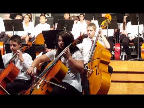 West Noble Middle School Orchestra