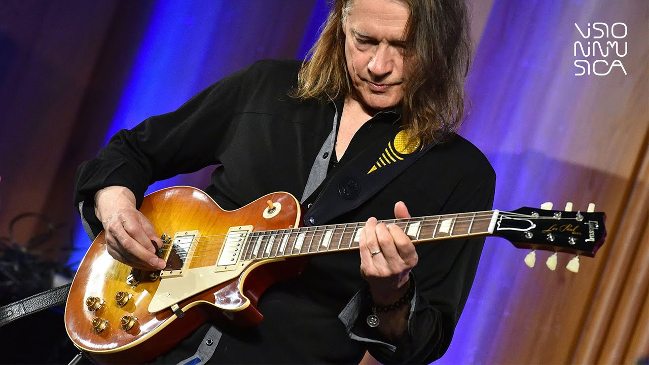 Robben Ford Visioninmusica 2016 Youtube
