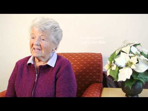 Time x Age - Interview of older people in St Monica Trust