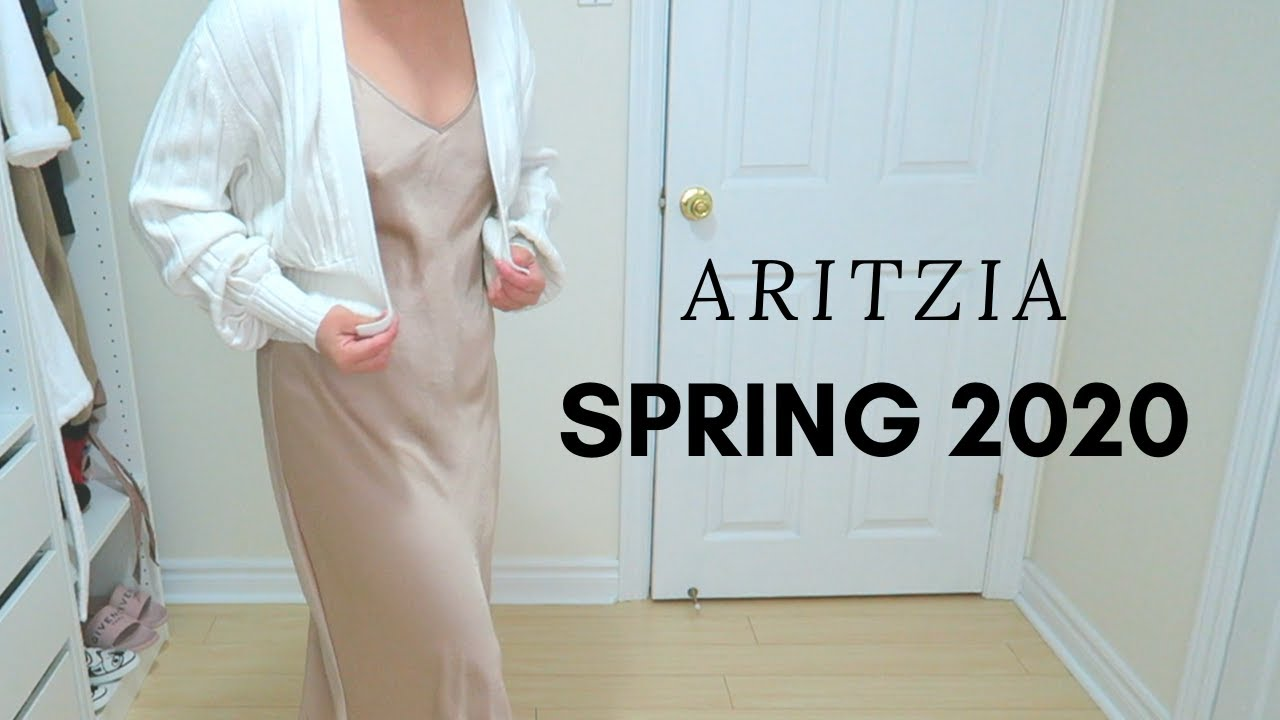 Aritzia Spring 2020 Top Picks!