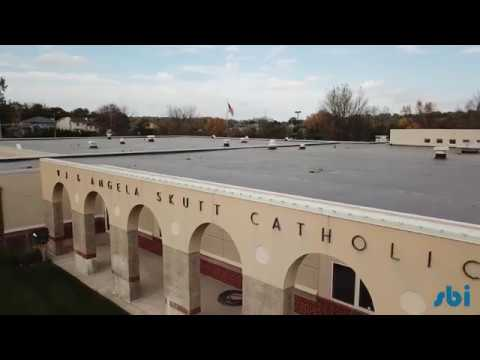 Skutt Catholic High School - Active Learning Classrooms and Media Center - Omaha, NE
