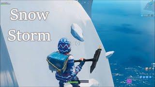 Snow Storm - Fortnite Creative Escape Map