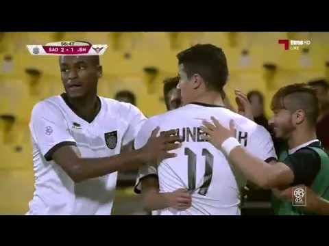 Qatar Stars League : Al Sadd 2 - Al Jeish 2 (Baghdad Bounedjah)