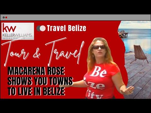 Belize Expat Macarena