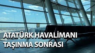 Atatürk Havalimanı Belgeseli - Kapanış / Taşınma Sonrası