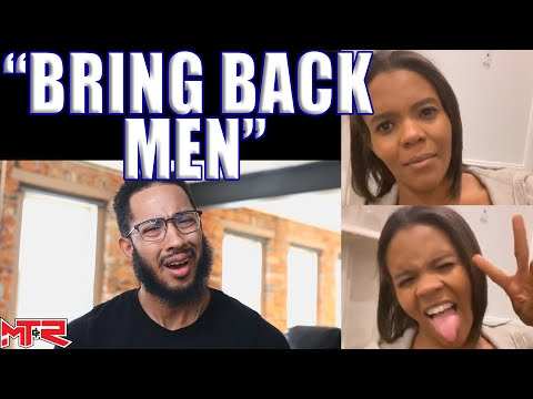 "Candace Owens says: ""Women don't want men that wear dresses"" 