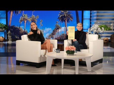 Hollywood Buzz - JLo celebrating her 50th with you!!!