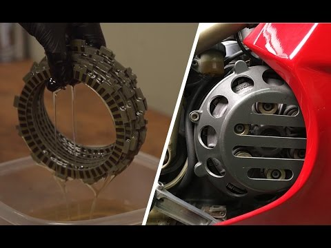 Wet Clutch vs. Dry Clutch - What's the Difference? | MC GARAGE thumbnail