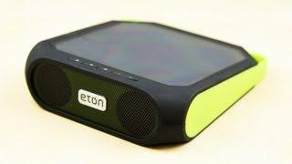 Eton Rugged Rukus Solar Speaker Review