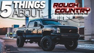 5 Things you DIDN'T KNOW about Rough Country