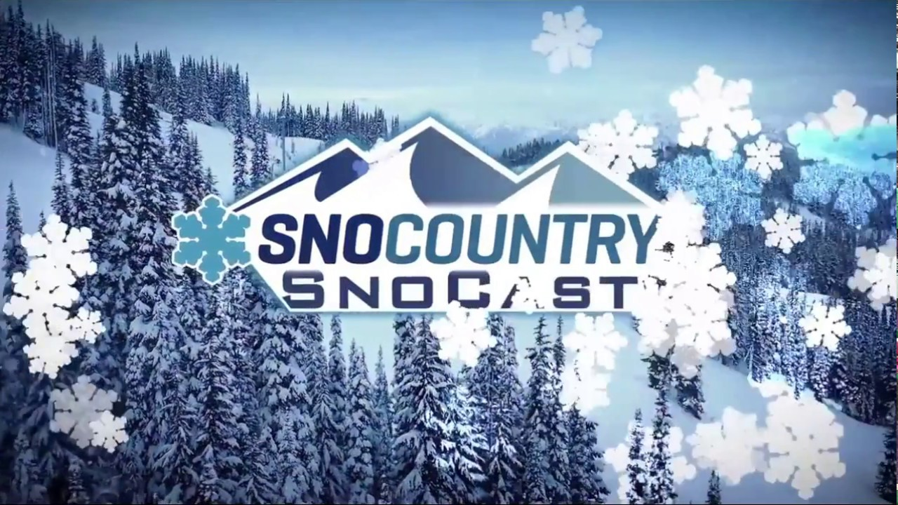 SnoCountry SnoCast: January 11