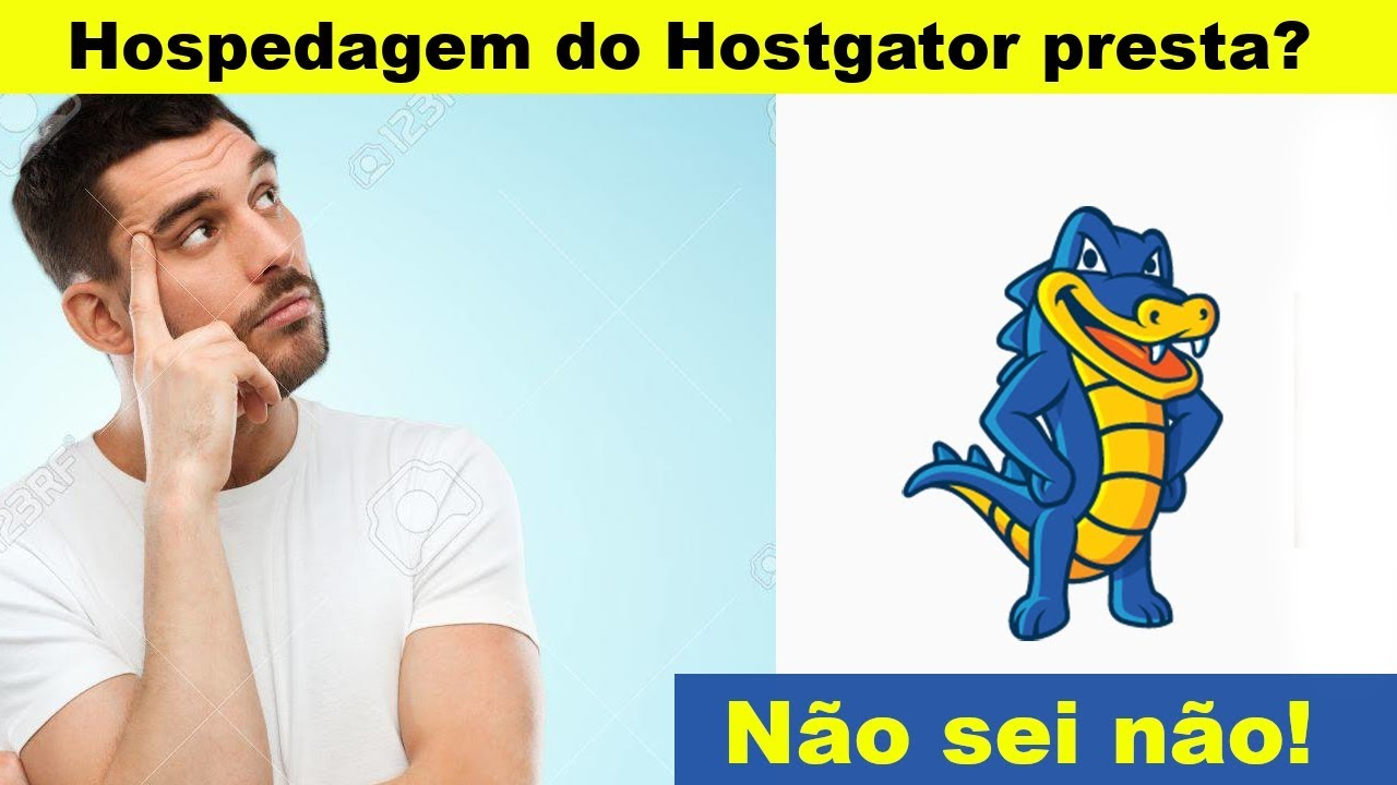 HOSTGATOR BRASIL É BOM? - HOSTGATOR WORDPRESS 2019 É BOM?