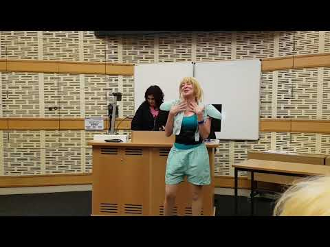 Alcon 2017 with Jessica Calvello hilarious Q&A part 1