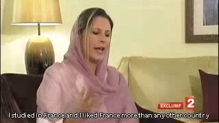Repeat youtube video Aisha Gaddafi interview english subtitles   YouTubeflv