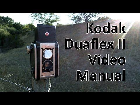 Kodak Duaflex II Video Manual